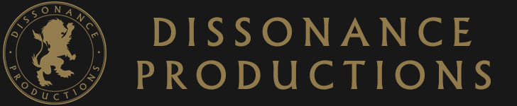 Dissonance productions Logo