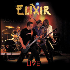 Elixir Live Majestic Rock cover